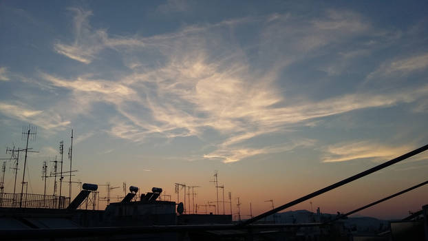 Athens Sundown