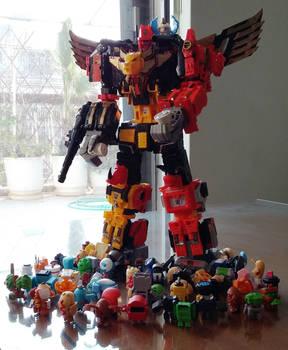 Predaking, King Of All 'Bots
