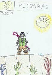 30CC20 - #28 - Mitsaras