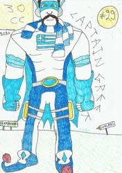 30CC20 - #29 - Captain Greek
