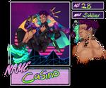 [ZI] Casino gambling is colorful + dramatic