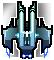 pixel ship by Echilo
