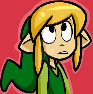 Toon Link by Asterismo