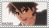 Buso Renkin: Kazuki - Stamp by NutkaseCreates