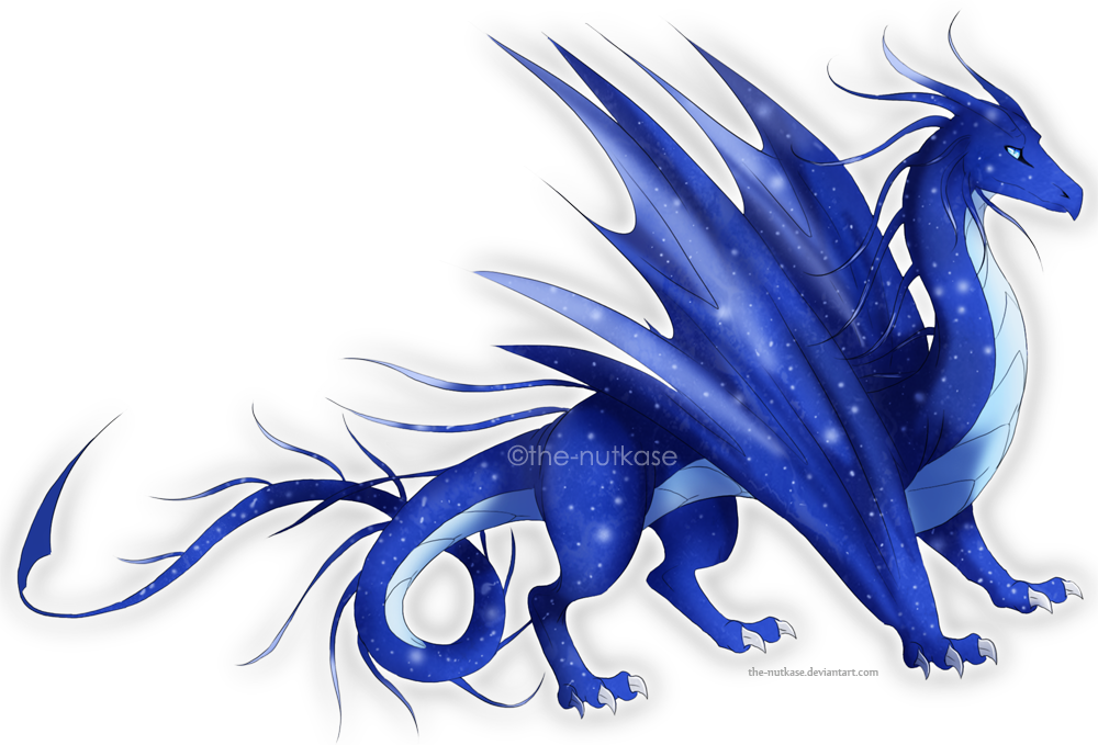 DQ Dragons: Fortuna by The-Nutkase