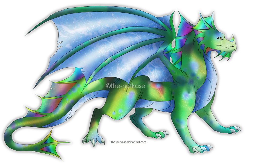 DQ Dragons: Hopian by The-Nutkase