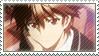 Guilty Crown: Shu Stamp 2 by NutkaseCreates