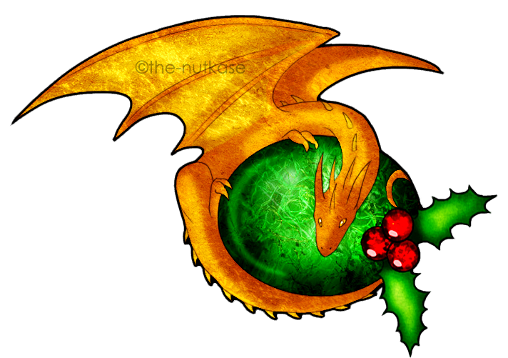 Dragon Logo by The-Nutkase