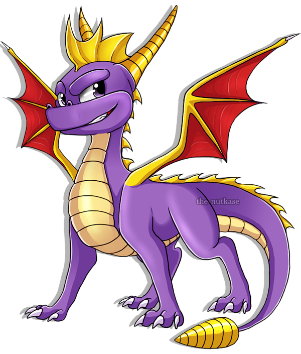 Purple Pyromaniac by NutkaseCreates