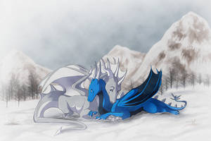 COM: Winter Wonderland by NutkaseCreates