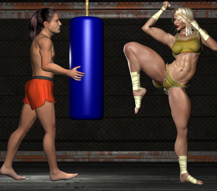 Порно Видео Тайский Бокс