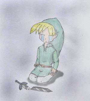 Poor Link... by tonyjones298