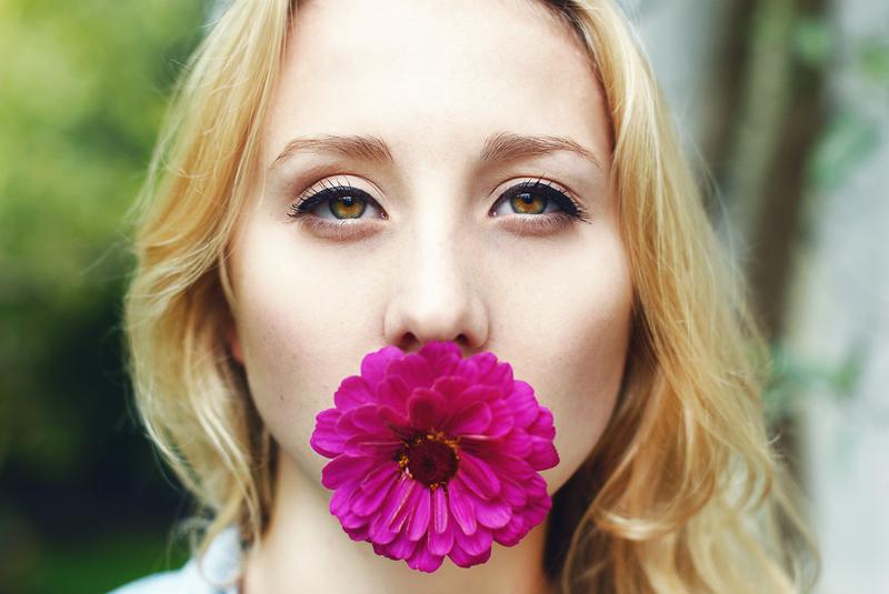 Flower Girl by DaddysDarling