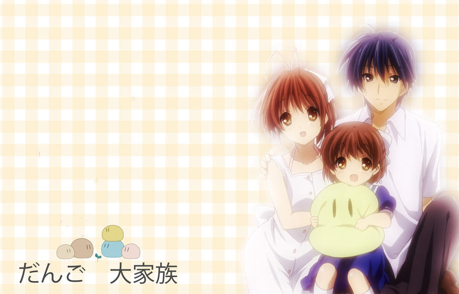 Clannad Dango Wallpaper Hd Best Hd Wallpaper