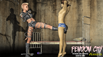 Ballbusting in the House of Pain