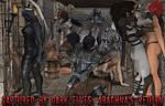 Captured by Dark Elves Femdom Futadom Game