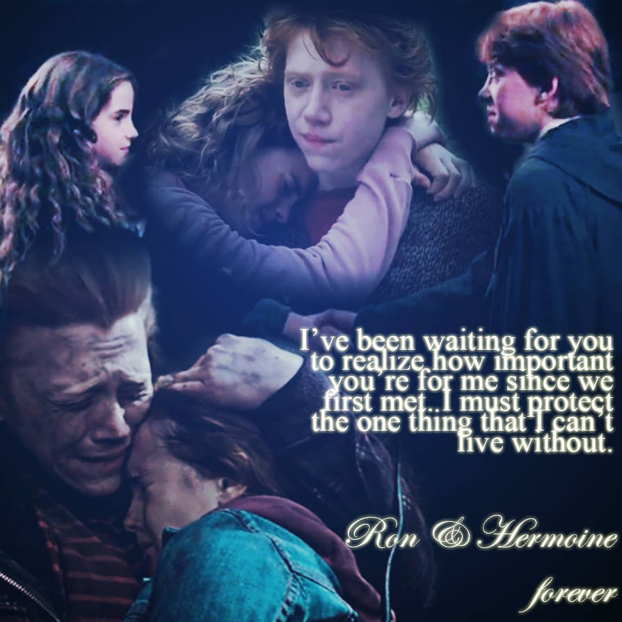 0d275b027 Ron And Hermione : A Harry Potter Love story by Bhargav08 on DeviantArt
