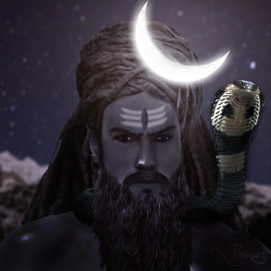 Aghori Shiva By Bhargav08