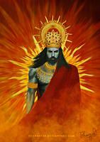 Maryada Purushottam (Ram) by Bhargav08