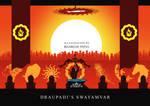 Draupadi's Swayamvar