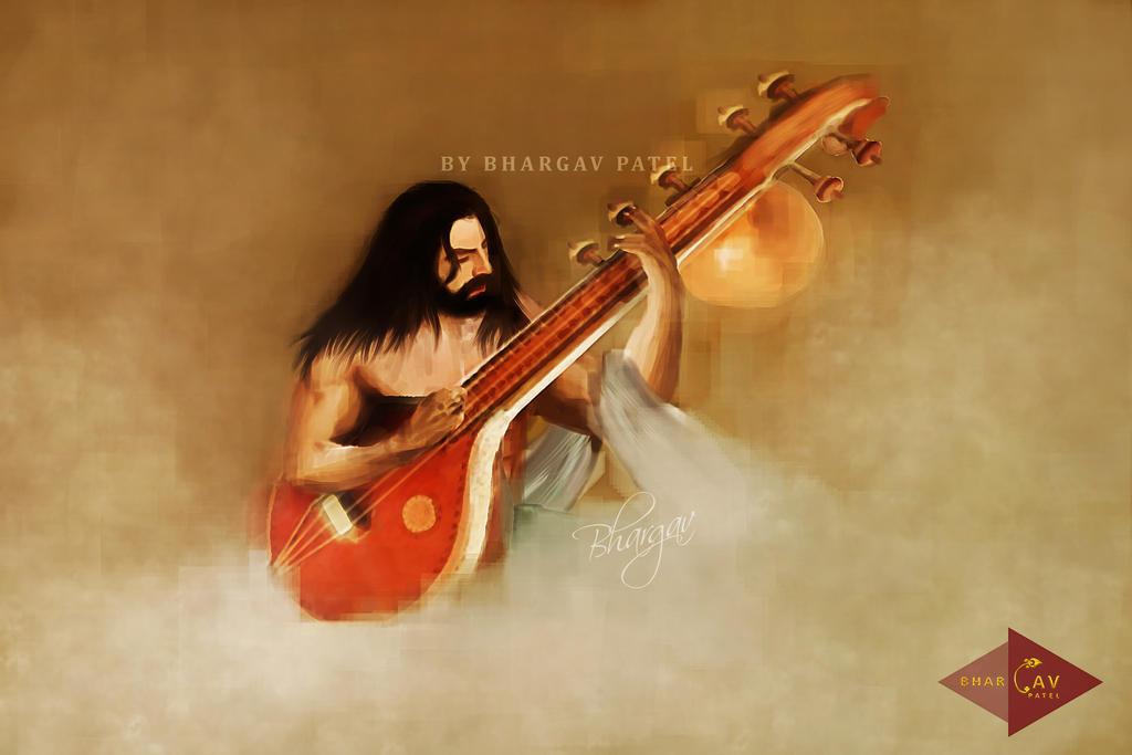 Samudragupta by Bhargav08