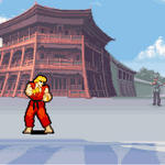 Ken Masters Whoops Blanka GIF by MightyMusc