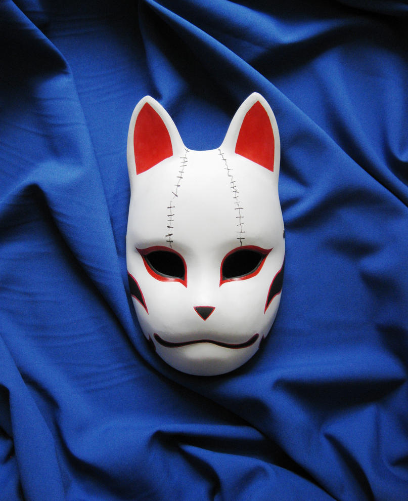 ANBU Mask by Mishutka on DeviantArt