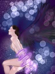 Fallen Angel by accircuit