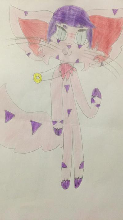 Cat Design by GameyGemi