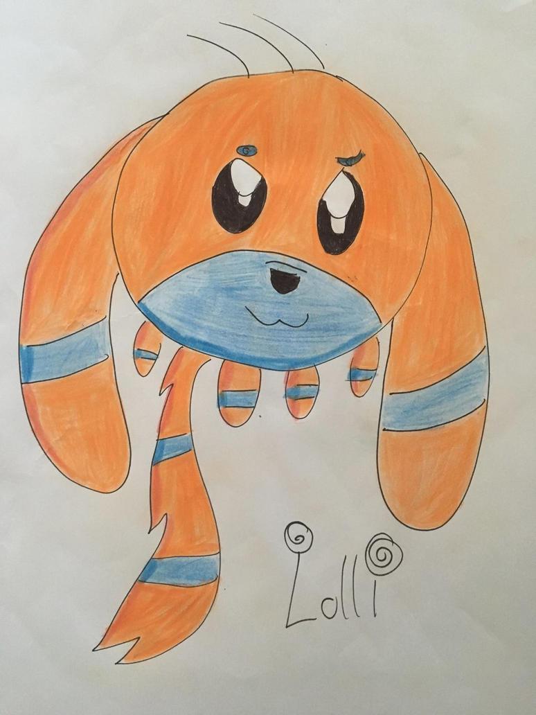 Lolli by GameyGemi