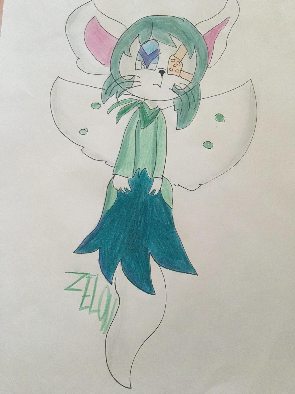 Zelon by GameyGemi