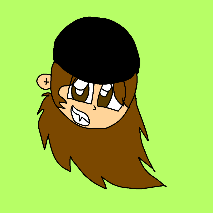 My stupid hat by GameyGemi