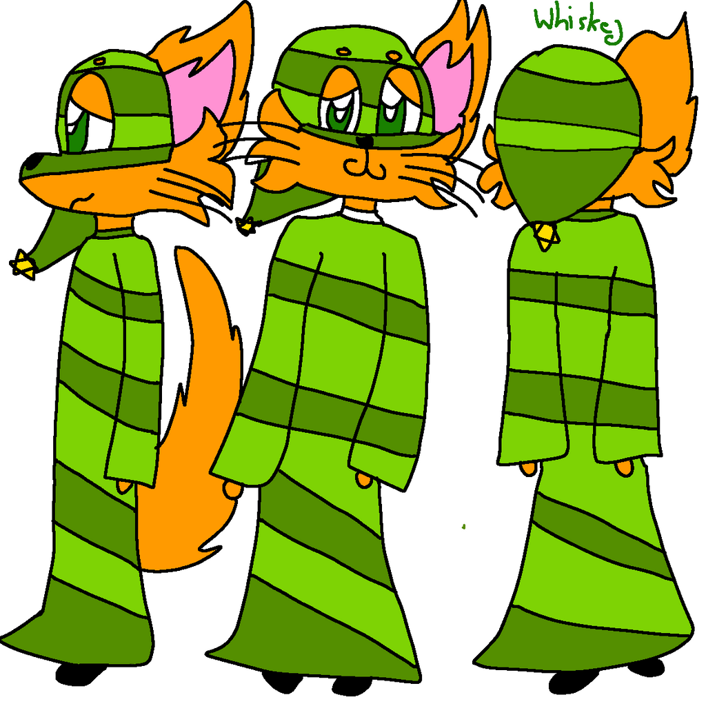 Whiskey Ref by GameyGemi