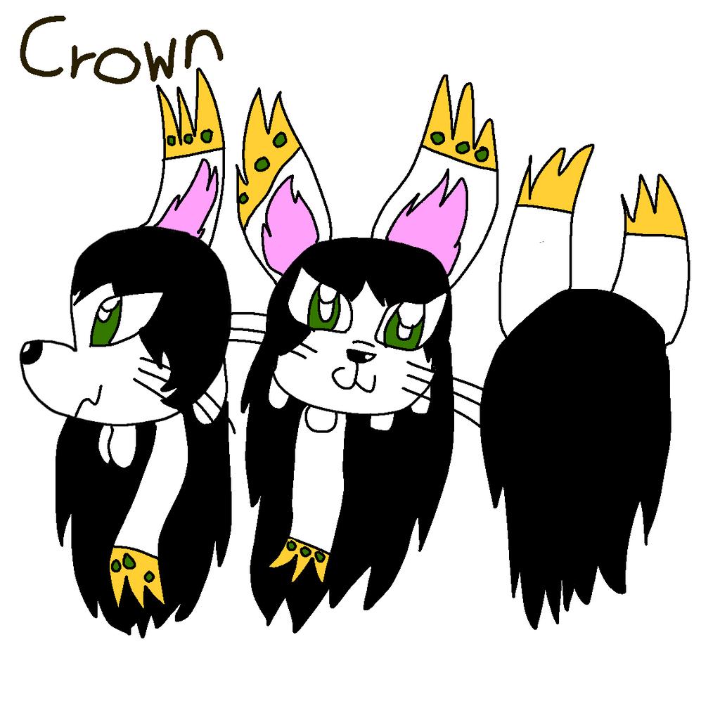 Crown Ref by GameyGemi