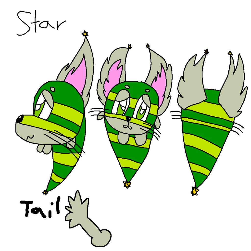 Star Ref by GameyGemi
