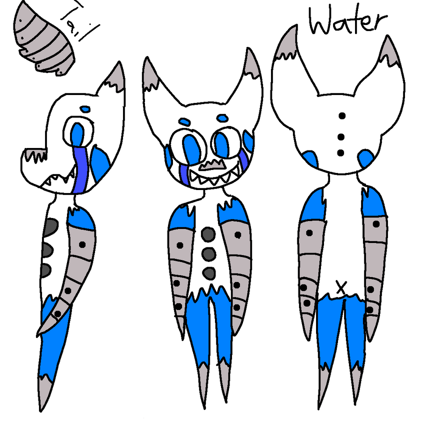 Water Ref by GameyGemi
