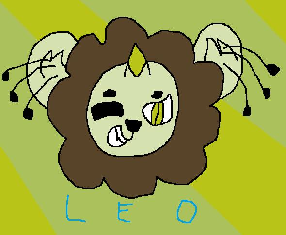 Leo by GameyGemi