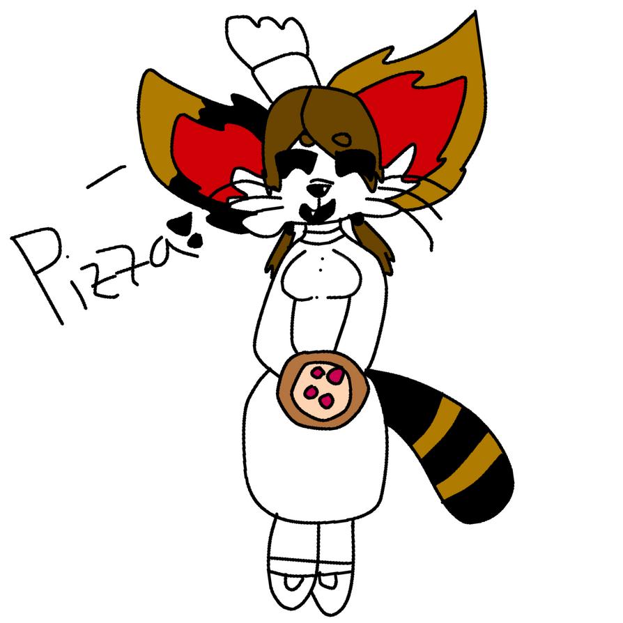Pizza by GameyGemi
