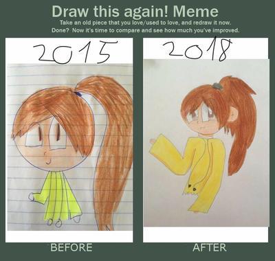 Draw This Again! by GameyGemi