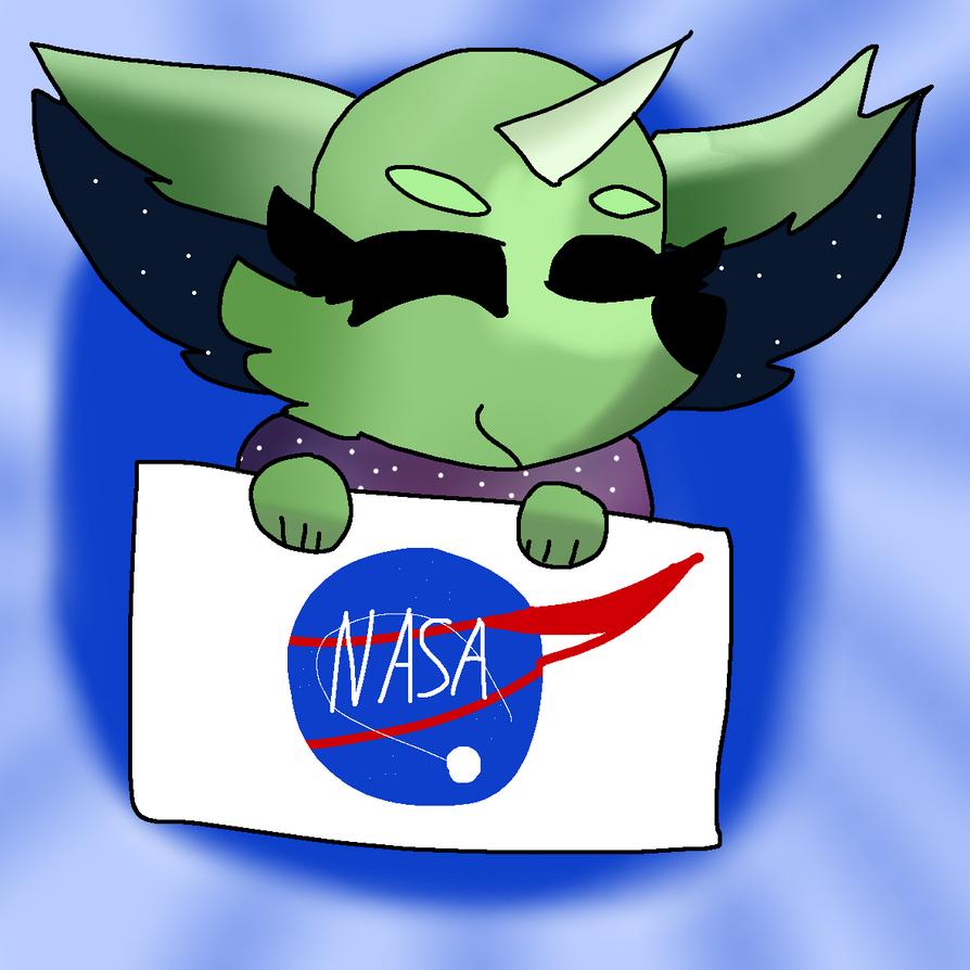 NASA by GameyGemi