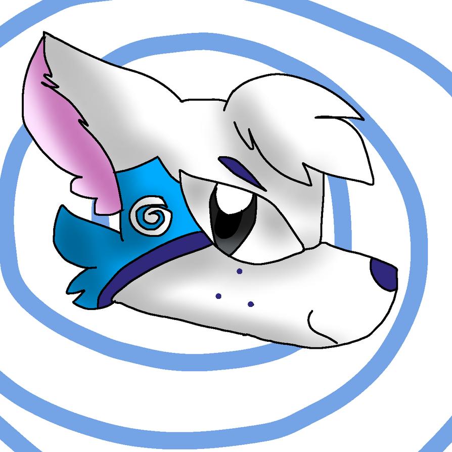 Ice Wolf by GameyGemi