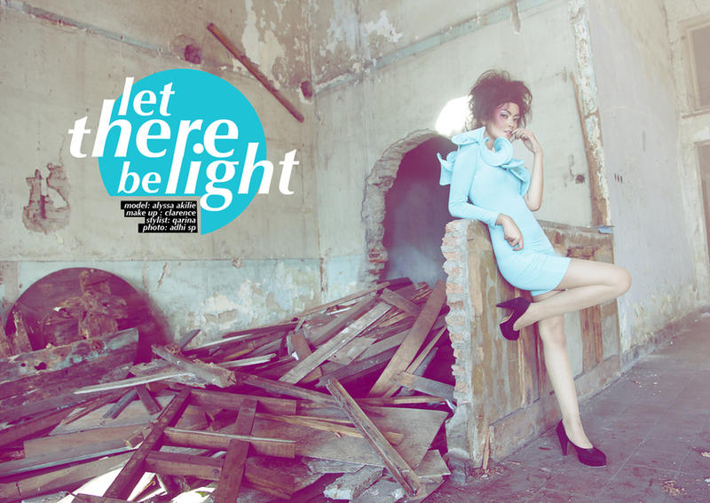 let there be light by barkernesia