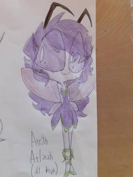 Aerith Aelaeah (alternate design)