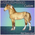Horse Custom | Xana-Akai