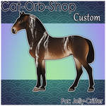 Horse Custom | Jelly-Critter
