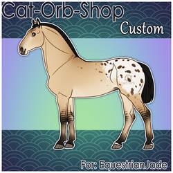 Horse Custom | EquestrianJade