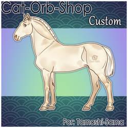 Horse Custom | Tamashi-Sama