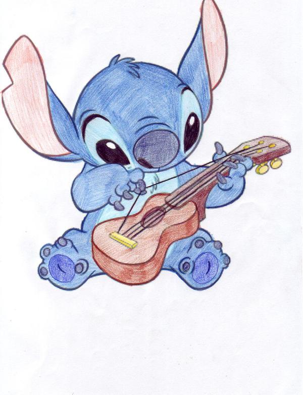 Cute Drawings of Stitch Cute Stitch Draw