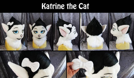 Katrinethe cat