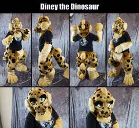 Diney the dinosaur